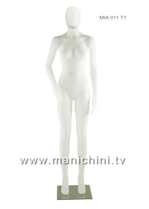 MANICHINO ECONOMICO NEW ECO DONNA - MIA 011 BI + TT1