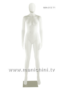 MANICHINO ECONOMICO NEW ECO DONNA - MIA 013 BI + TT1